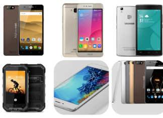 6 необычных телефона с огромным аккумулятором
